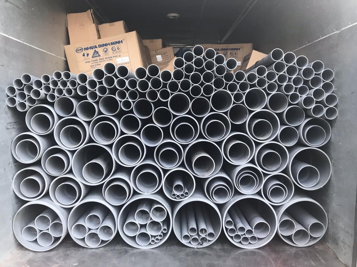 cung cấp ống nhựa